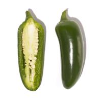 Petirroja-Chile Jalapeño-Salsa de chile jalapeño